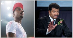 B.o.B and Neil deGrasse Tyson