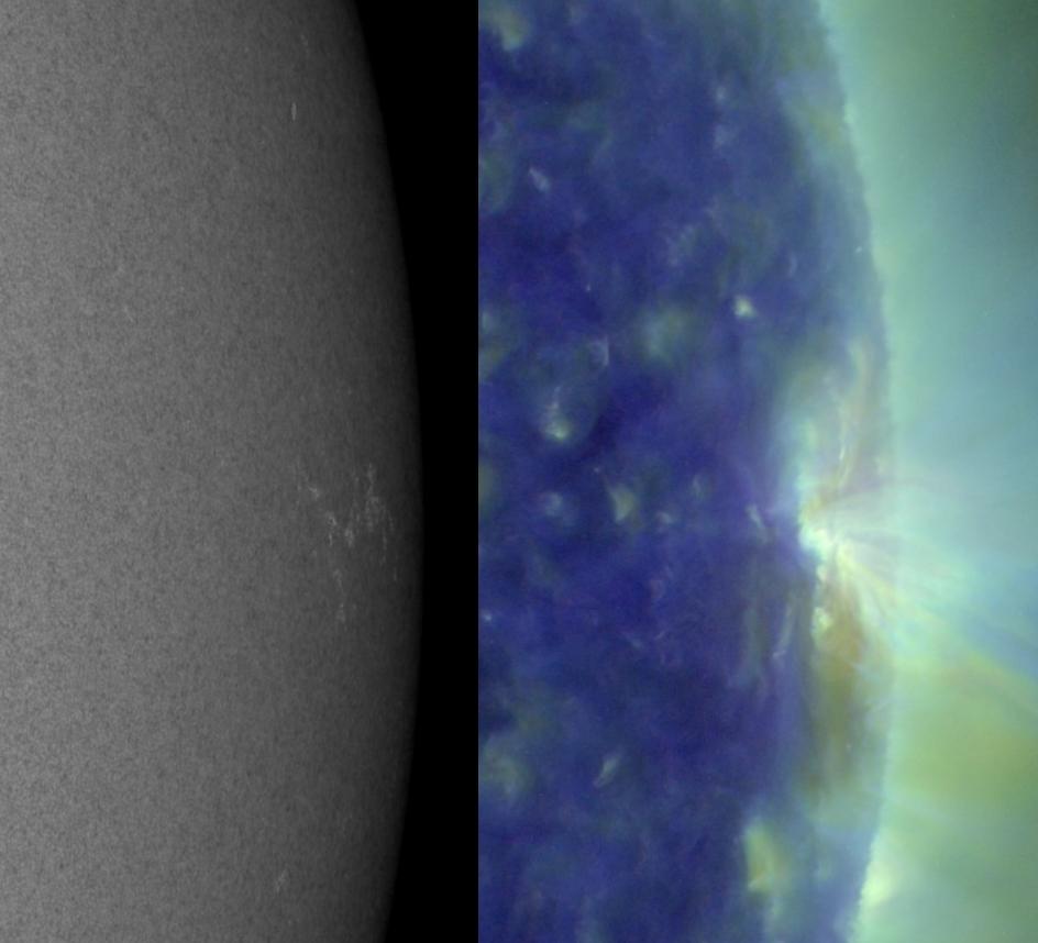 Sunspot AR2727