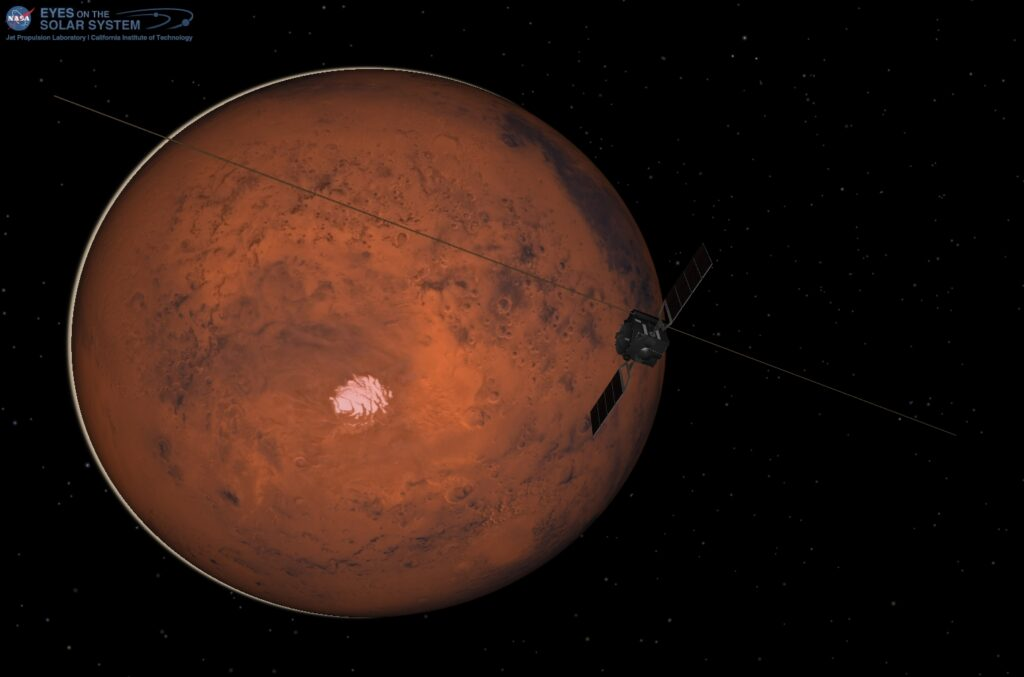 ESA Mars Express