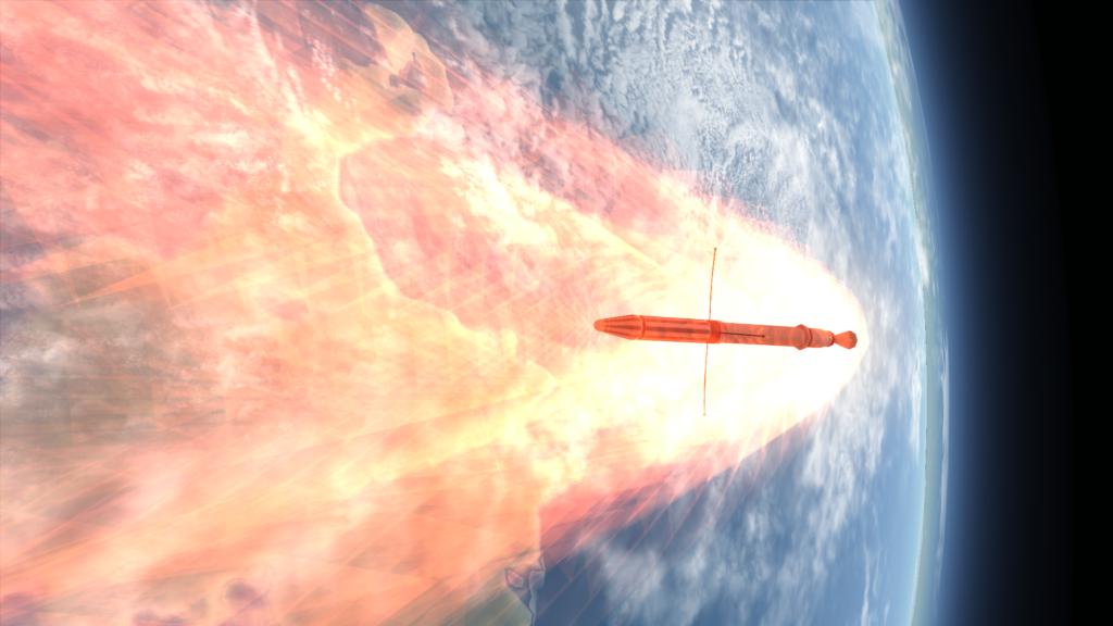 Explorer 1 Reentry