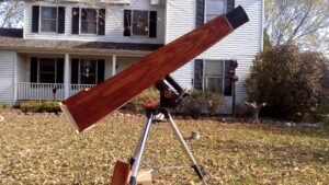 Final form of Photoheliograph