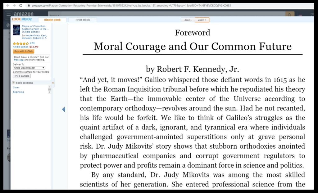 Kennedy's foreword. The date he wants is probably 1632, not 1615.