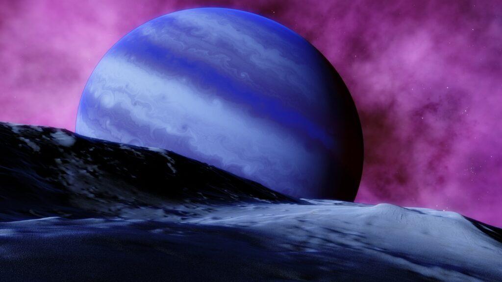 Exoplanet Artwork