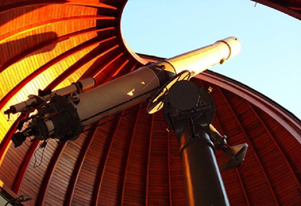 Zeiss Visual Refractor Telescope