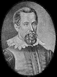 Portrait of Kepler