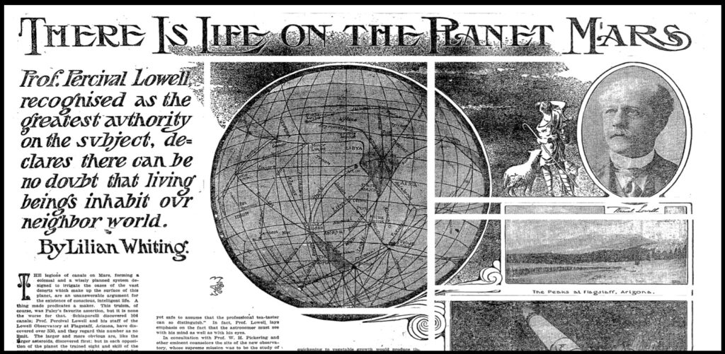 From the New York Times, December 9, 1906.