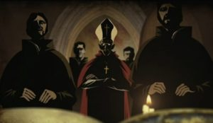"Catholic Minions of Doom as portrayed in ""Cosmos"""