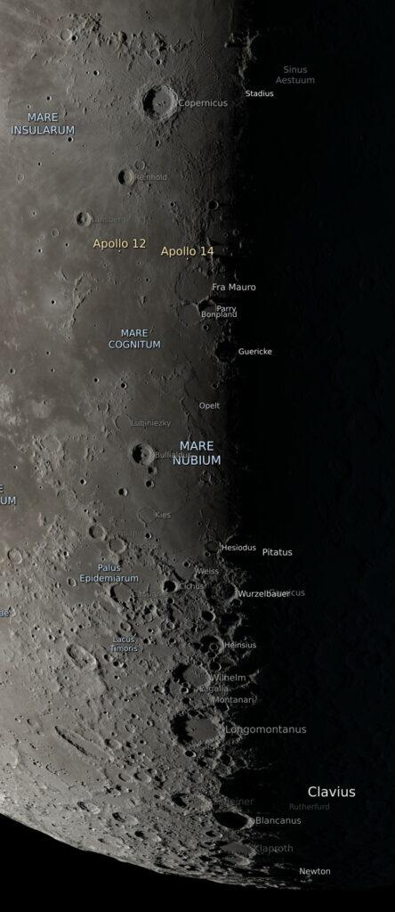 Moon Close-up
