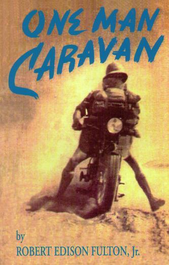 Cover art for One Man Caravan.