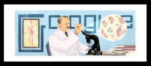 Google Doodlefor George Nicholas Papanicolaou