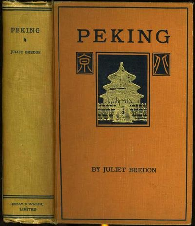 Cover of the book Peking.