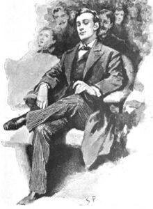 Sherlock Holmes saw the Copernican Theory as useless.