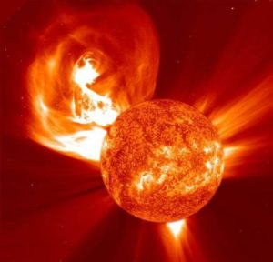 Image credit: NASA/ESA -SOHO