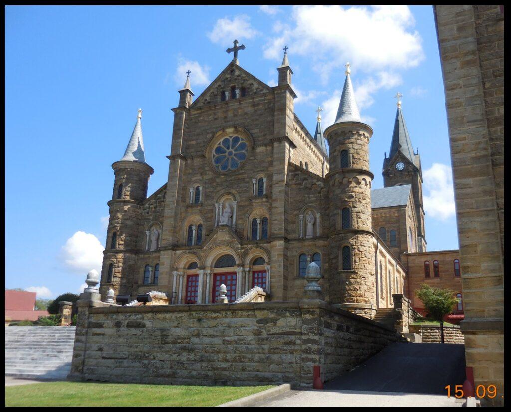 St. Meinrad Archabbey Church.