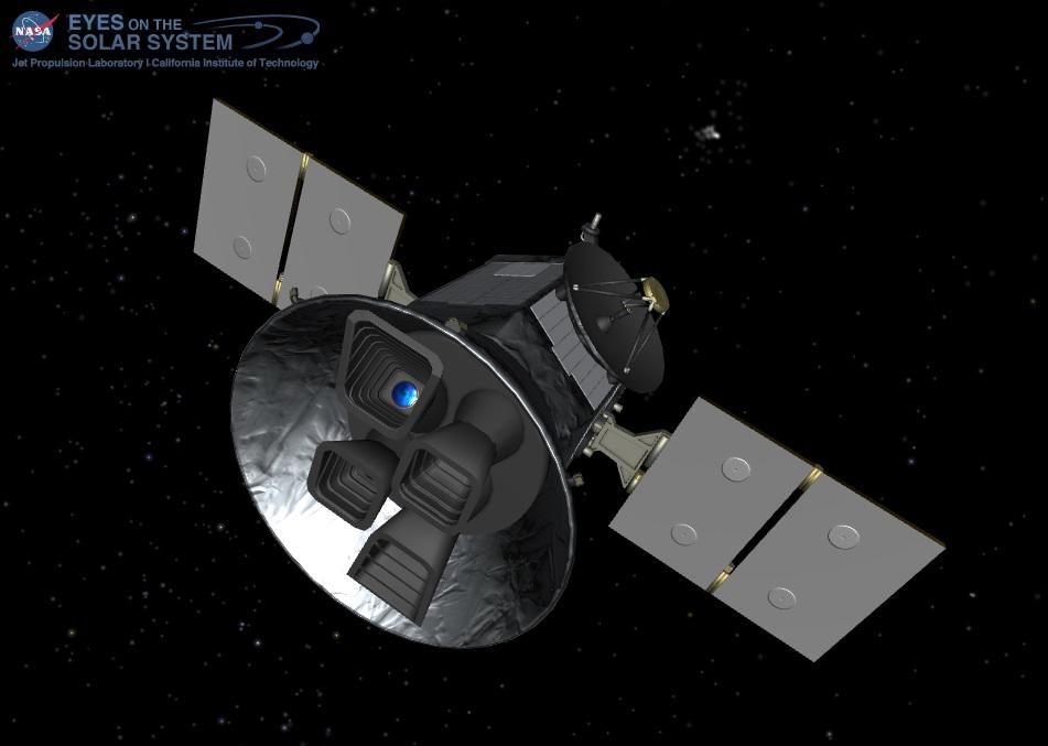 TESS spacecraft
