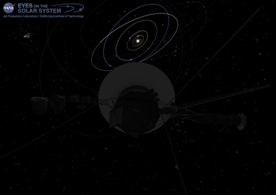 Voyager 1 - May 15 2018