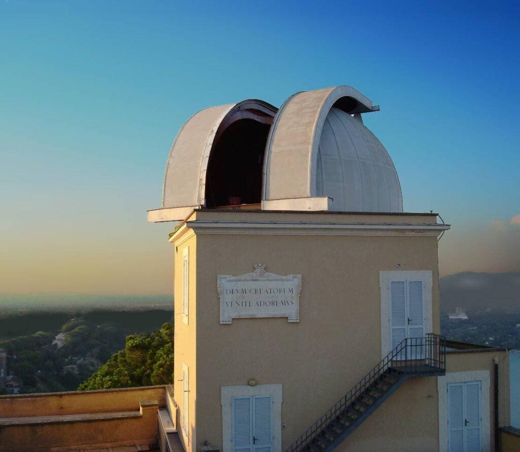 Observatory at Castel Gandolfo