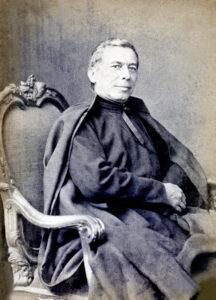 Fr. Angelo Secchi SJ (1818-1878)