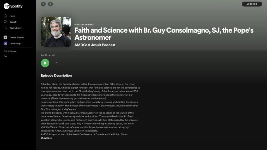 AMDG: A Jesuit Podcast