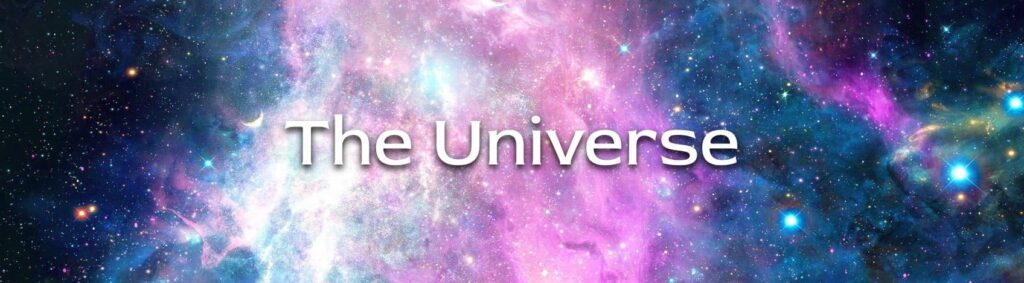 The Universe - In the Sky