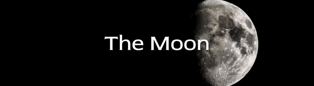 The Moon - In the Sky