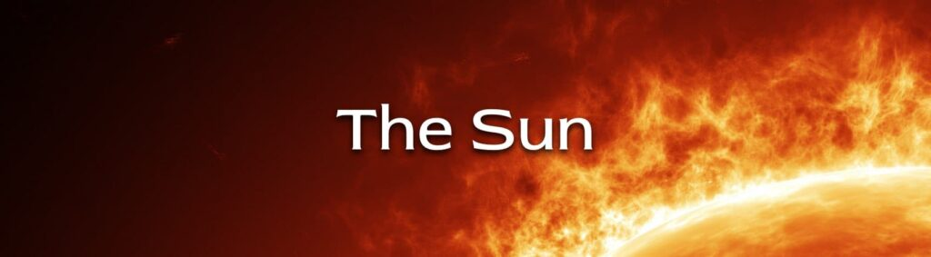 The Sun - In the Sky