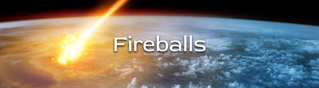 Fireballs - In the Sky