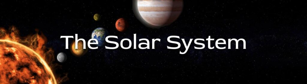 The Solar System - In the Sky