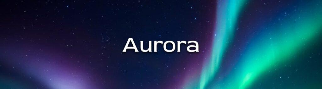 Aurora - In the Sky