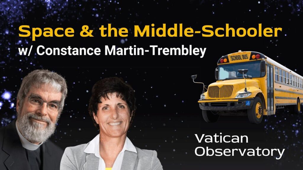 Space & the Middle-Schooler